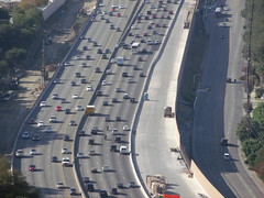 405 Freeway in Los Angeles (Maggie Mbroh, joeyjorie) Tags: