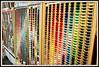 Woolshop (simonwaroberts) Tags: rainbow cotton woolshop