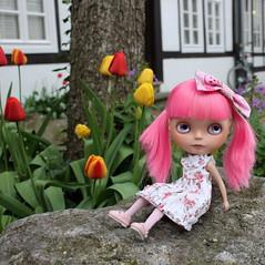 Sweet little Nele...