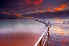Rockpool At Sunrise (Noval N | Photography) Tags: