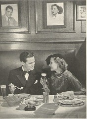 Jack Dempsey's Restaurant, 1936 (STUDIOZ7) Tags: city nyc newyork menu restaurant thirties 1930s glamour couple class beercan artdeco oi 30s finedining classy glamourous jackdempsey openinginstructions
