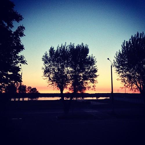 #belarus #mozyr #sunrise #may #mayday #summer