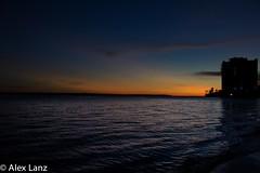 Rio Negro, Manaus (Alex Lanz) Tags: sunset sunshine brasil pôrdosol crepusculo manaus amazonas rionegro pontanegra