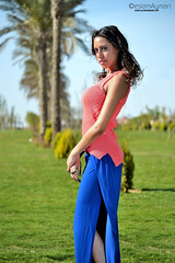 Amina Ashraf (Eslam Ayman) Tags: fashion pose outdoor egypt cairo beauti newcairo