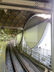 Shibuya ekiato - former station (yukilanieve) Tags: tokyo shibuya  tokyu  ekiato