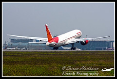 VT-ALE Air India Boeing 777-237LR (Sriramhariiyer) Tags: new delhi boeing 777 airindia planespotting haryana aviationphotography delhiairport vtale 777237lr