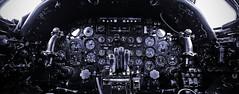 Vulcan's Dash-board... (mickb6265) Tags: coventry midlandairmuseum 617squadron cityofcoventry xl360 avrovulcanb2