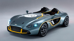 Aston Martin's radical CC100 Speedster Concept breaks cover (www.Boxfox1.com) Tags: auto english car radical british concept astonmartin speedster 2013 cc100