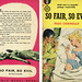 Gold Medal Books 500 - Paul Connolly - So Fair, So Evil (with back)