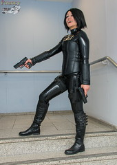 _PCY2136 (pouncy_g452) Tags: hot sexy leather costume boots cosplay vampire gothic goth latex underworld catsuit selene roleplay lfc supersexy lfccw