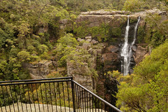 Carrington Falls, near Robertson (Anna Calvert Photography) Tags: trees nature water forest waterfall nationalpark australia newsouthwales environment southernhighlands kangarooriver carringtonfalls budderoonationalpark