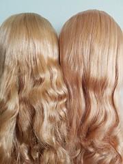 Hair (myookat) Tags: allegra champagne anniversary blythe rbl vinter arden hair comparison
