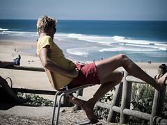 Vacaciones 13 (Luicabe) Tags: agua aire arena cabello chico enazamorado exterior gente hombre humano joven libre luicabe luis mar masculino olas playa vacaciones verano yarat1 zamora