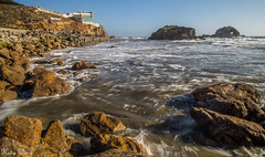 Sutro Baths (katiewong511) Tags: sanfrancsico oceanbeach beach pacific cliffhouse dogarea fishing outdoor california sunset goldengatepark nationalpark foggy surfing