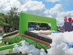 IAK16 27 - Competiton Inflatable (5747) (Westhoughton Community Network) Tags: itsaknockout 2016 westhoughton community funfair competition wcn westhoughtoncommunitynetwork fun waco cebuc charity fundraiser
