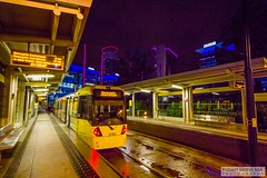 MediaCityUK2016.08.20-25 (Robert Mann MA Photography) Tags: salford quays mediacityuk manchester greatermanchester manchestercitycentre city citycentre architecture cities summer 2016 saturday 20thaugust2016 manchestermetrolink metrolink tram trams night nightscape nightscapes