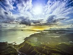 (jeff chien ) Tags:   coast taiwan drone dji phantom3    keelung sunrise