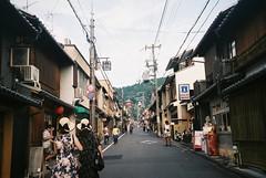 Kyoto, August 2016 (Chrystal Hooi) Tags: film photography olympus olympusmju mju tudor xlx tudorxlx200 kyoto japan kiyomizudera temple expired expiredfilm