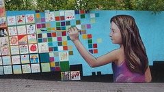 Novosibirsk. August 2016 (nikolasrybin) Tags: russia august summer siberia traveling novosibirsk urban street 2016 architecture olympus pen epl3 graffiti