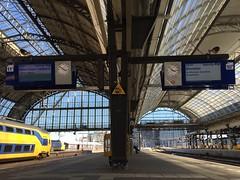 Amsterdam Central Station (Netherlands 2016) (paularps) Tags: arps paularps netherlands noordwijk amsterdam summer zomer europa europe nature culture travel reizen 2016