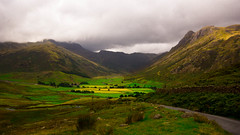 Greater Langdale (Barry.Turner.Photography) Tags: cumbria lake district uk england sony a65 sigma1020mm landscape sigma outdoor serene grass grassland field mountain barry turner wide angle greater langdale mountains mountainside valley green beck river 18250mm hill plant