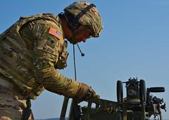 Brave Warrior 16 4th Squadron, 2d Cavalry Regiment Gunnery, Bakony Training Centre, Veszprem, Hungary, September 12, 2016 (2d Cavalry Regiment) Tags: 2cr bravewarrior16 hungary saberrecon stryker