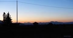 Abendrot * Afterglow * Persistencia luminosa *   . P1300549-001 (maya.walti HK) Tags: 2016 270816 abendrot afterglow campo copyrightbymayawaltihk espaa flickr landscape landschaft landside panasoniclumixfz200 persistencialuminosa spain spanien