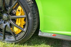 DSC_2078 (jonlarge) Tags: weekend 2016 beaulieu supercar supercars mclaren 650s green spyder spider wheel spoke brake caliper