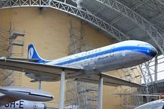 Sud Est SE 210 Caravelle VIN n 64 ~ OO-SRA (Aero.passion DBC-1) Tags: muse royal de larme bruxelles dbc1 aeropassion david biscove avion aviation aircraft plane museum airmuseum sud est se210 caravelle oosra