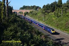 43182 (Lorenzo's Modern Traction) Tags: class 43 hst 43182 43034 1l42 bristol parkway london paddington sonning cutting gwml