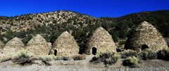 Wildrose Canyon charcoal kilns #2 (jimsawthat) Tags: historic charcoalkilns stone desert panamintmountains mojavedesert rural california deathvalleynationalpark