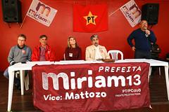 Almoo com Olvio (Miriam Prefeita) Tags: miriammarroni pelotas prefeita pt campanha eleio