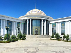 Institute of International Relations of the Ministry of Foreign Affairs of Turkmenistan (gokdeniztm) Tags: institute international relations ministry foreign affairs turkmenistan