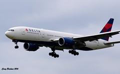 Delta Airlines (coreybrickner) Tags: delta boeing b777 b777232er b772 widebody nrt nrtmsp dl616 n862da heavy msp avgeek airlines airport nikon spotting