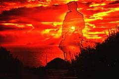 La poesia non  di chi la scrive, ma di chi... gli serve (Alessio Pagani) Tags: eolie pollara salina postino massimotroisi troisi poesia isola filmisland sunset landscape tramonto luce immagini colori parole