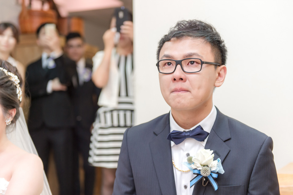 台南婚攝 情定婚宴城堡永康館 婚禮紀錄 C & V 074