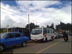 Coodiltra 20011 (Los Buses Y Camiones De Bogota) Tags: autobus colombia bogota busologia bus usme coodiltra 20011 colectivo