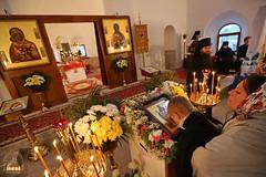 7. All-Night Vigil in Svyatogorsk / Вечернее богослужение 29.09.2016