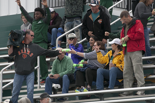 Rainy Weather Doesn't Dampen Spirit at College of DuPage Homecoming 2016 15