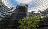 Parabolic reflection (FraVal Imaging) Tags: architektur richardrogers london flickr rogersstirkharbour willisbuilding spiegelung reflection lloydsbuilding england limestreet reflexion normanfoster