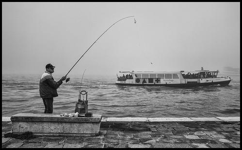 venize fisherman
