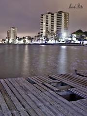 No distraerse (Marcelo Reche Cañadas) Tags: costa mar nikon murcia nocturnas marcelo menor santiagodelaribera reche