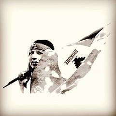 Csar Estrada Chvez, March 31, 1927  April 23, 1993 (EnikOne) Tags: square squareformat enik vector hefe civilrights activist ufw enikone farmworker laborleader nationalfarmworkersassociation iphoneography unitedfarmworkersunion instagramapp uploaded:by=instagram csarestradachvez