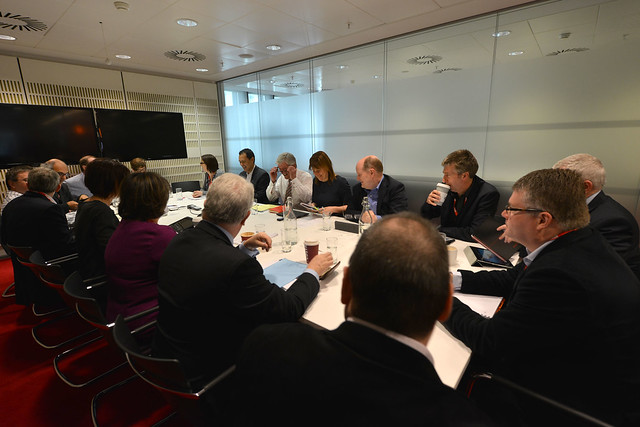 BBC Management Board meets on Tuesday 2 April 2013