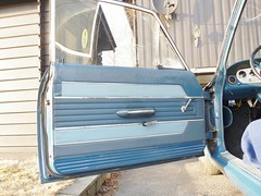 German Taunus P5 20M (Ale06.6) Tags: classic argentina norway sedan germany norge europa europe alemania trim saloon 17m clasico tc3 doorcard 20m fordtaunus tapizado