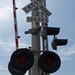 "Railroad crossing, 2 tracks • <a style=""font-size:0.8em;"" href=""http://www.flickr.com/photos/84372327@N00/8633143558/"" target=""_blank"">View on Flickr</a>"