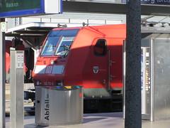 Freiburg im Breisgau 2013 (v8dub) Tags: train br eisenbahn zug bahnhof loco db locomotive fribourg freiburg bahn 113 lokomotive lok 146 dbag