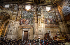 """Santa Susanna alle Terme di Diocleziano • <a style=""""font-size:0.8em;"""" href=""""http://www.flickr.com/photos/89679026@N00/8637611735/"""" target=""""_blank"""">View on Flickr</a>"""