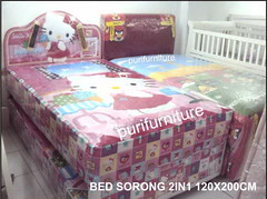 BED SORONG 2IN1 120X200 HELLO KITTY 01A (BIGLAND SPRING BED) Tags: hello bird florence spring bed furniture hellokitty interior central champion kitty romance american elite koala trendy angry headboard simmons serta 3in1 per 2in1 mattress quantum divan alga puri tempur busa sealy superland dreamline pegas newmember slumberland kasur bigland springbed dipan dunlopillo angrybirds mebel harmonis uniland everdream kingkoil enzel airland springair bigpoint comforta protectabed sandaran therapedic guhdo kasurbusa purifurniture kasurper comfortaspringbed ladyamericana perivera periveraspringbed