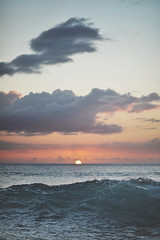 aloha (Tasha Mare) Tags: ocean blue light sunset summer sky beach nature water vertical clouds landscape photography hawaii sand nikon aqua pretty waves colours oahu hi tasha d800 80mm thephotographyqueen tashamariephotography teapalm
